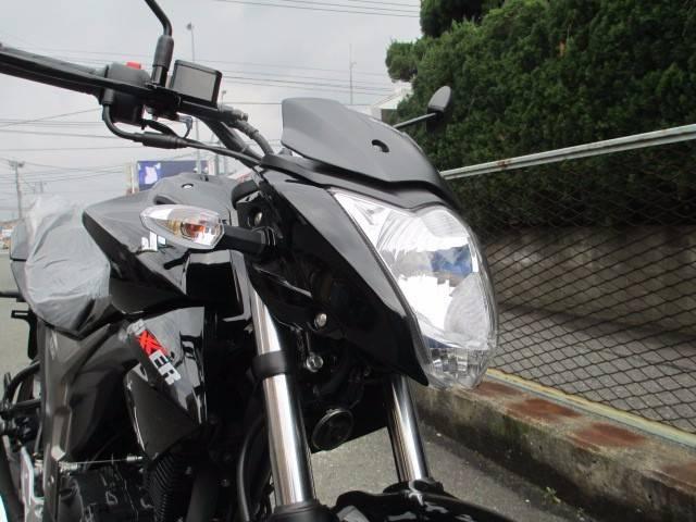スズキ GIXXER ジクサー 国内モデルの画像(福岡県