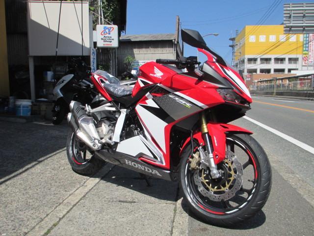 ホンダ CBR250RR 最新モデルの画像(福岡県