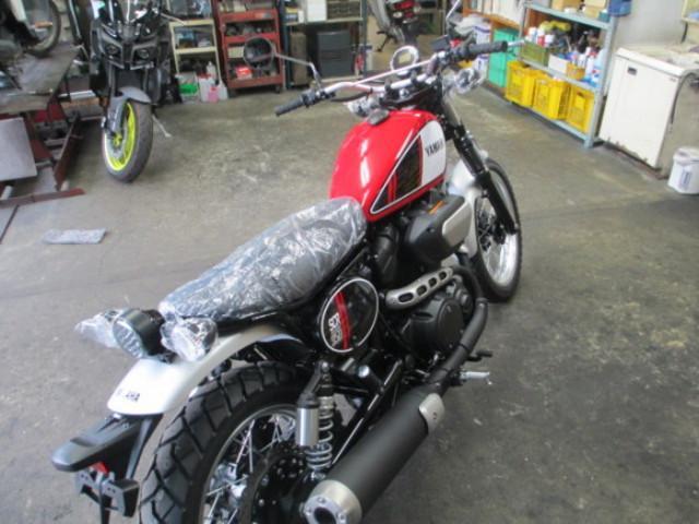 ヤマハ SCR950 グーバイク鑑定車の画像(福岡県