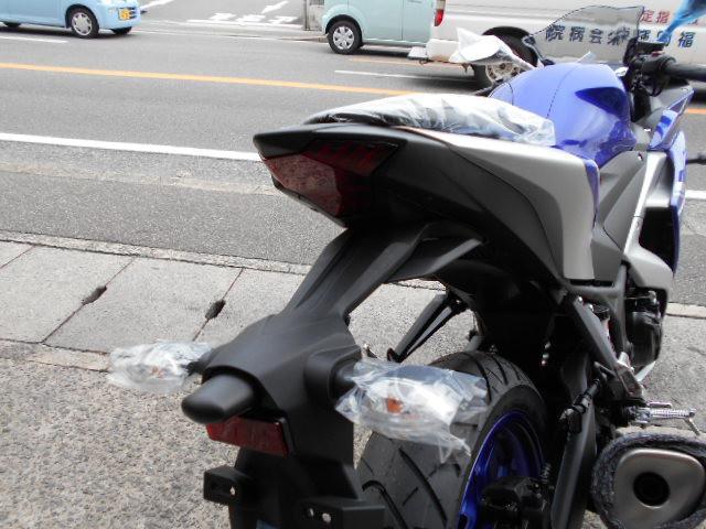 ヤマハ YZF-R25の画像(福岡県