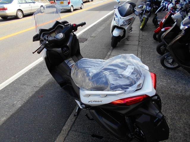 ヤマハ X-MAX250 ABSの画像(福岡県