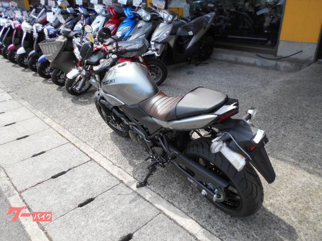 スズキ SV650Xの画像(福岡県