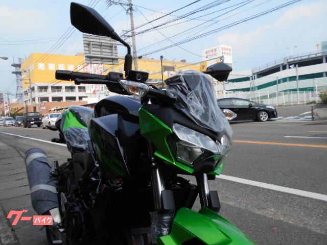 カワサキ Z400 2019年の画像(福岡県