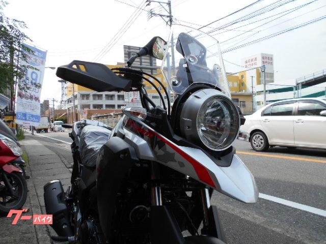 スズキ V-ストローム250 ABSの画像(福岡県
