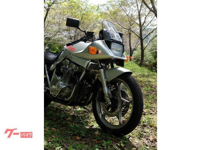 スズキ GSX1100S KATANA ワンオーナー ワイセコピストンの画像(福岡県