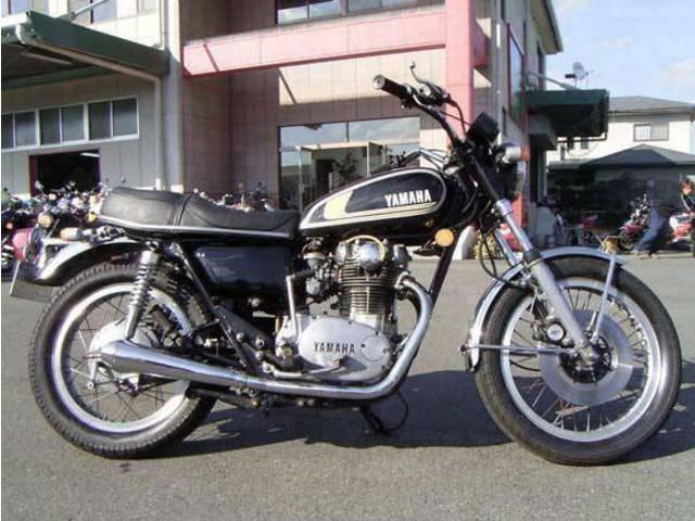 ヤマハ TX650の画像(福岡県