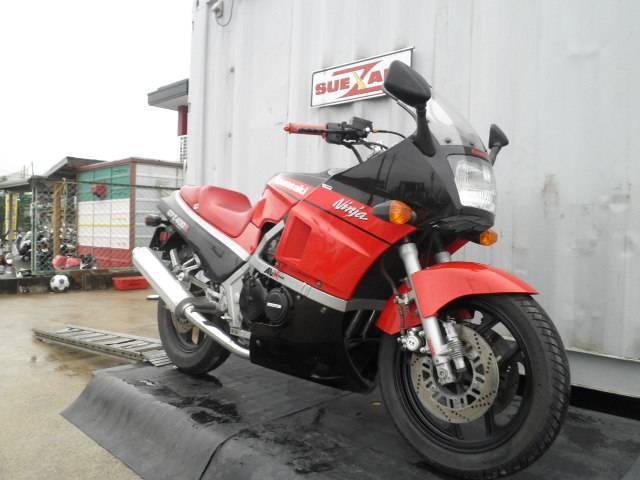 カワサキ GPZ400Rの画像(福岡県