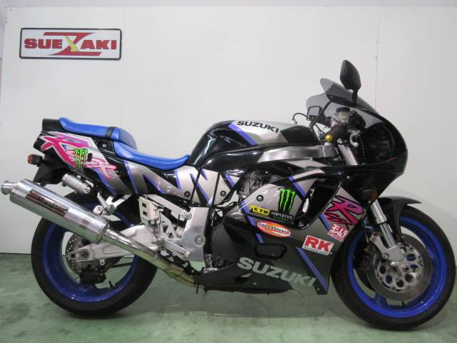スズキ GSX-R750の画像(福岡県