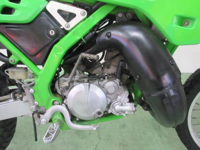 カワサキ KDX125SRの画像(福岡県