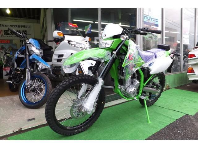 カワサキ KLX250 ファイナルエディションの画像(佐賀県