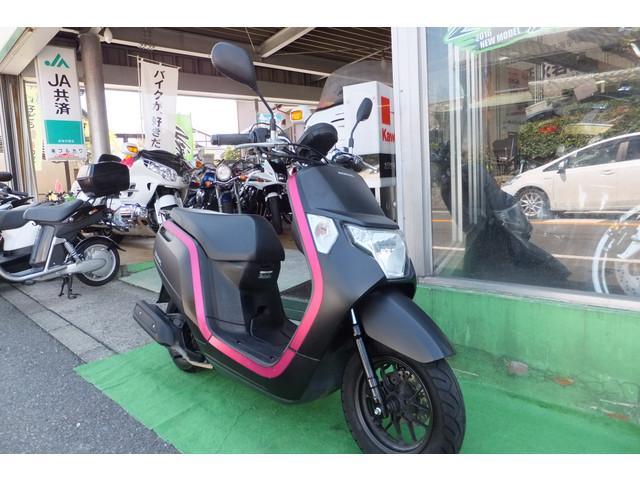 ホンダ ダンク ワンオーナー車 リアキャリア付の画像(佐賀県