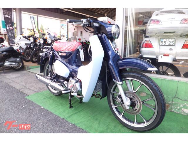 ホンダ スーパーカブC125の画像(佐賀県