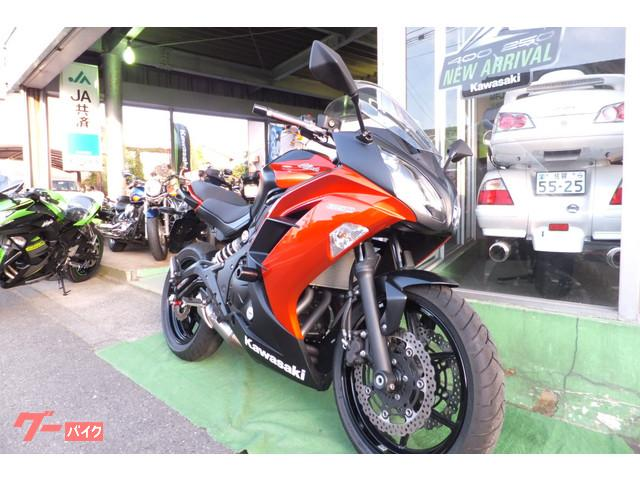 カワサキ Ninja 650 グーバイク鑑定車の画像(佐賀県