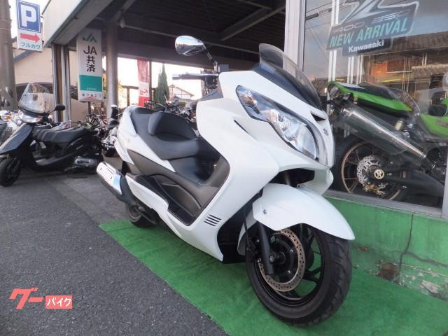 スズキ スカイウェイブ250 タイプSの画像(佐賀県