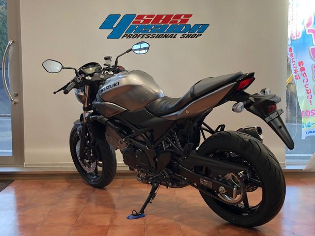スズキ SV650X ABS 新型 グーバイク鑑定車の画像(福岡県
