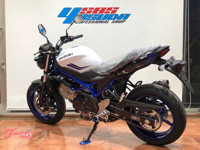 スズキ SV650ABS 2019年モデルの画像(福岡県