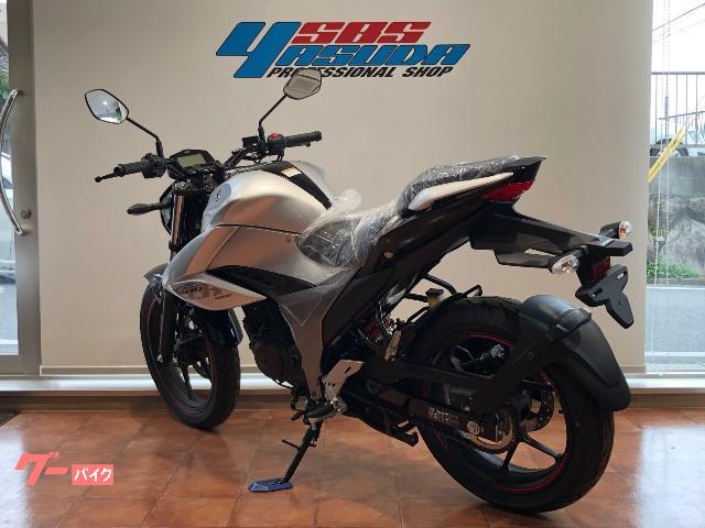 スズキ GIXXER150新型 2020年モデルの画像(福岡県
