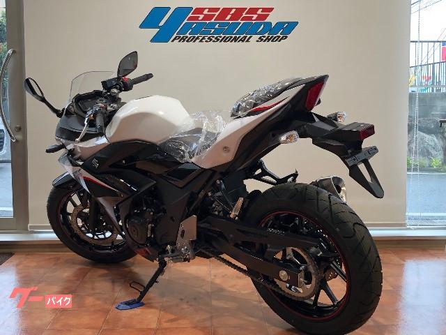 スズキ GSX250R ABS 2021年モデルの画像(福岡県