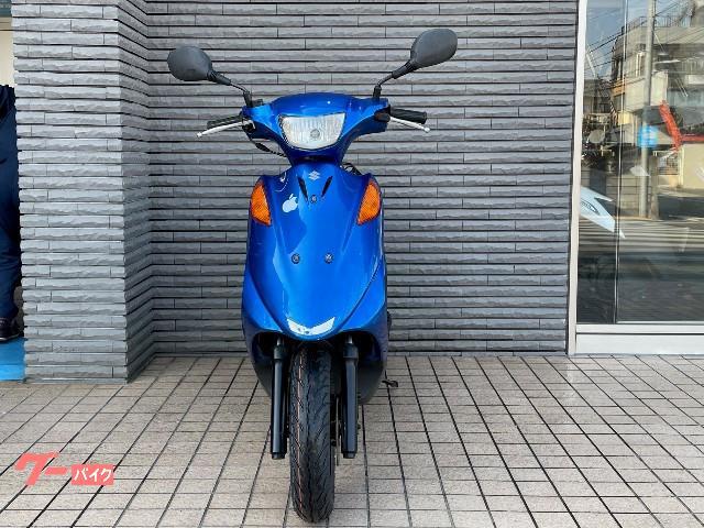 スズキ アドレスV125の画像(福岡県