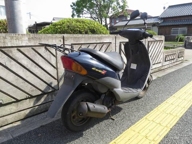 スズキ レッツIIの画像(福岡県