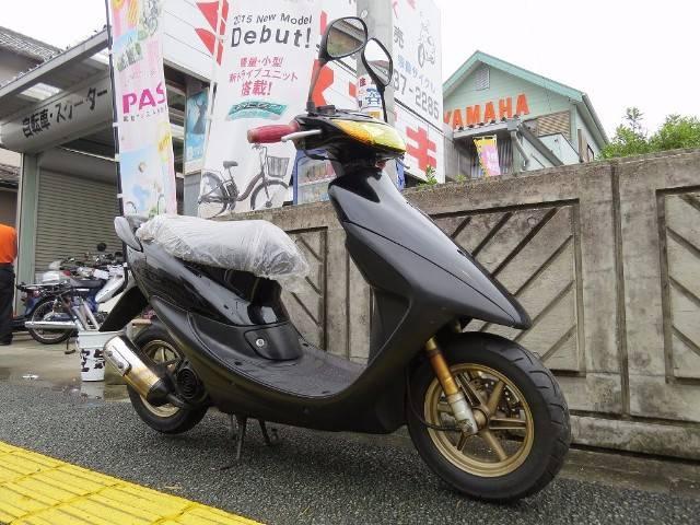 ホンダ ライブDio ZXの画像(福岡県