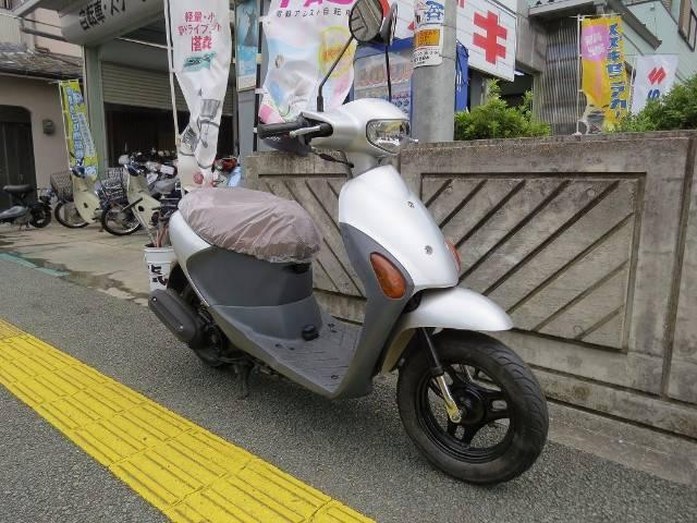 スズキ レッツ4の画像(福岡県