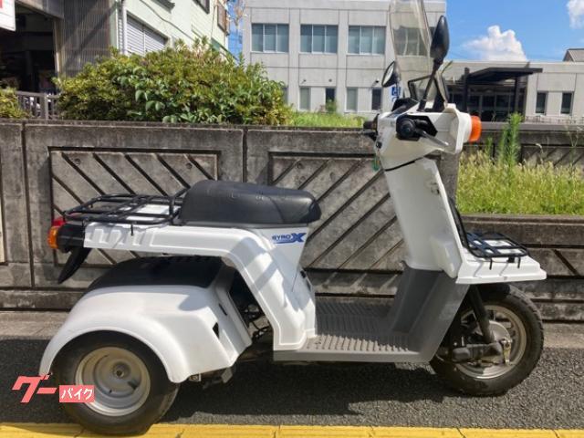 ジャイロX TD02 FI
