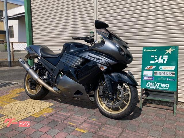 ZZ−R1400 マレーシア仕様 ゲイルスピードホイル