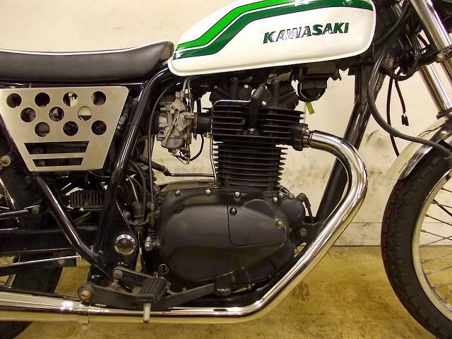 カワサキ 250TR マッハ仕様の画像(福岡県