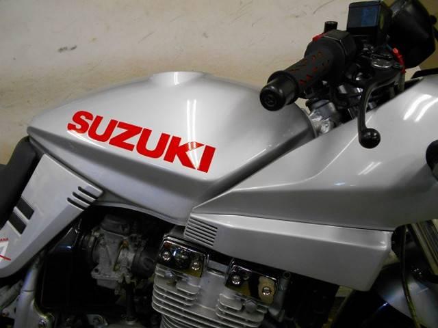 スズキ GSX400S KATANA ライトカスタムの画像(福岡県