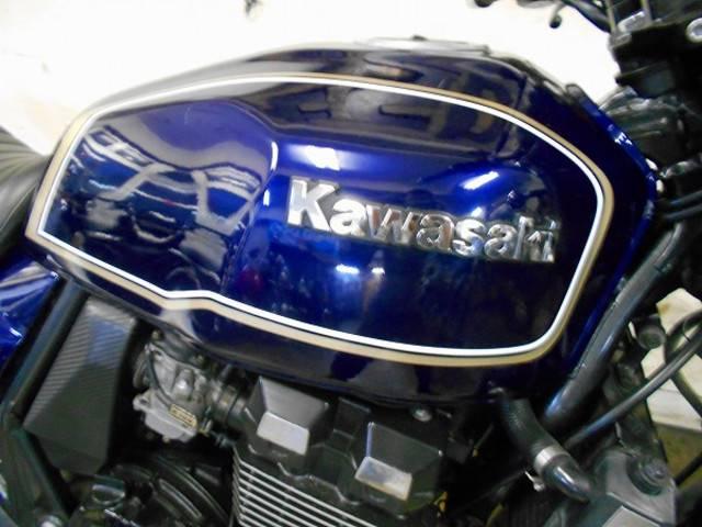 カワサキ ZRX400-II ライトカスタムの画像(福岡県