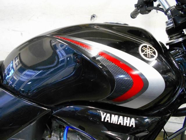 ヤマハ YBR125 ノーマルの画像(福岡県