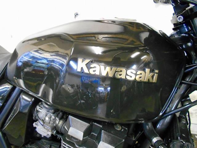 カワサキ ZRX400ー2型仕様 ライトカスタムの画像(福岡県