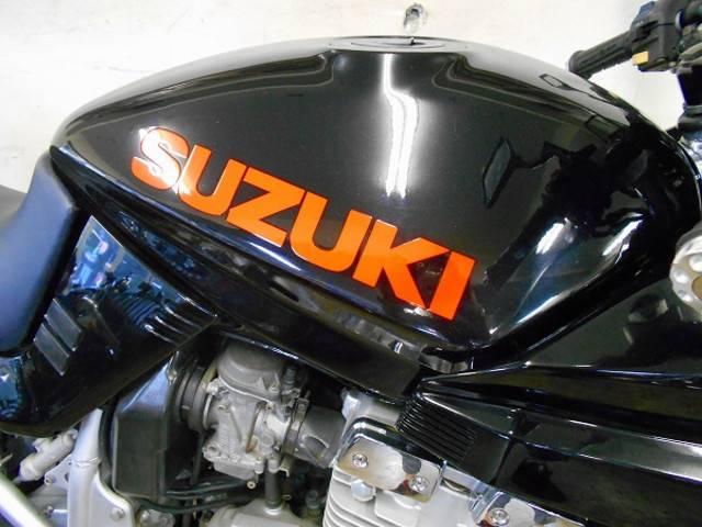 スズキ GSX400S KATANA カスタムの画像(福岡県