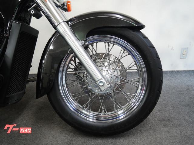ホンダ シャドウ400 キャブレター最終モデル グーバイク鑑定車の画像(福岡県