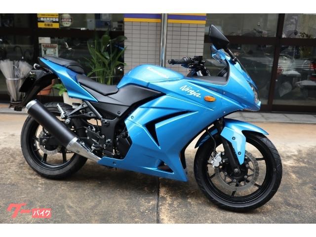 Ninja 250R グーバイク鑑定車