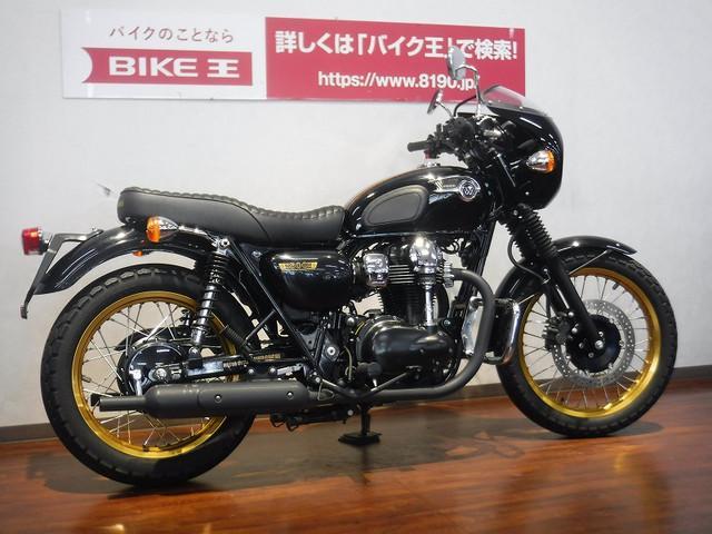 カワサキ W800 ビキニカウル エンジンガード グーバイク鑑定車の画像(福岡県