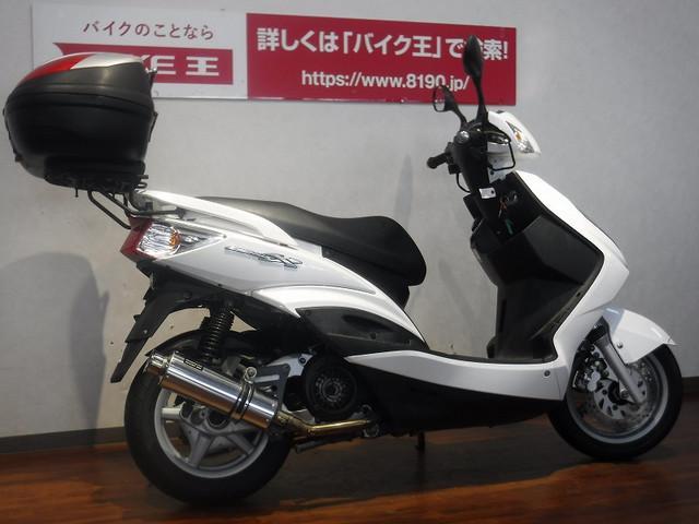 ヤマハ シグナスX SRの画像(福岡県