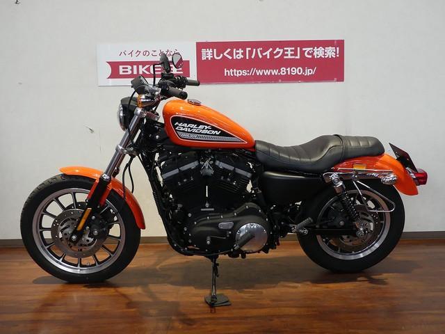 HARLEY-DAVIDSON XL883R インジェクションモデル グーバイク鑑定車の画像(福岡県