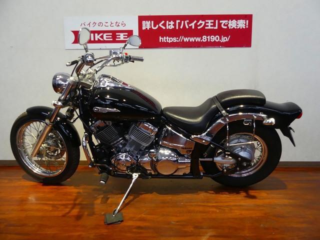 ヤマハ ドラッグスター400 エンジンガード ウィンカーレンズ サドルバッグサポートの画像(福岡県