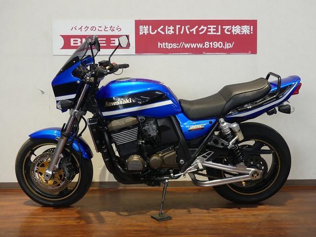 カワサキ ZRX1200R KERKERマフラー グリップヒーター Rフェンダーレスの画像(福岡県