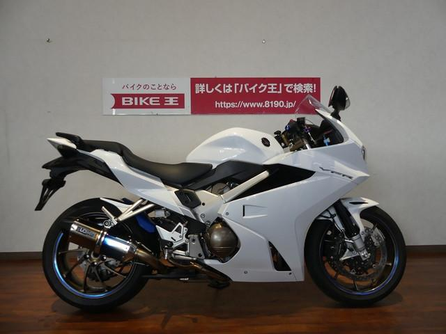 ホンダ VFR800F グリップヒーター ETC グーバイク鑑定車の画像(福岡県