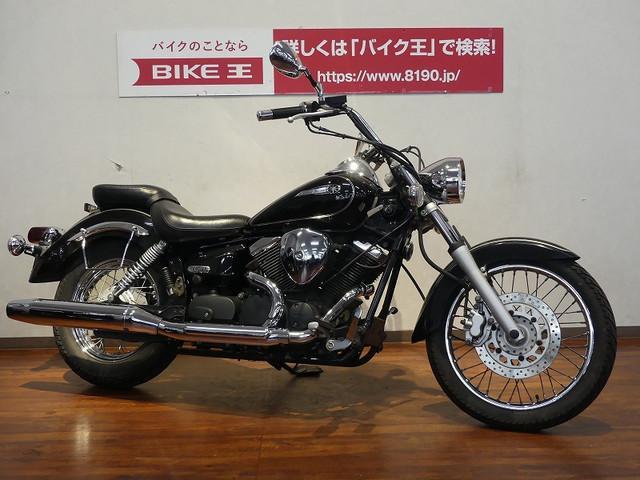 ヤマハ ドラッグスター250 バックサポート グーバイク鑑定車の画像(福岡県