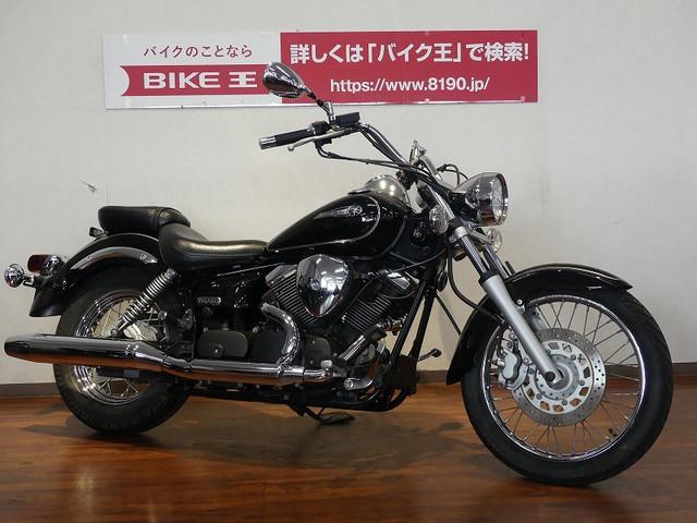 ヤマハ ドラッグスター250 ノーマル グーバイク鑑定車の画像(福岡県