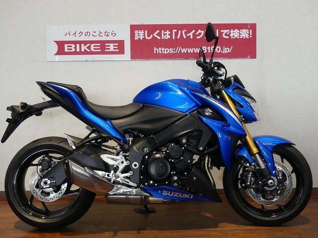 スズキ GSX-S1000 スマホホルダ ETC ABS等の画像(福岡県
