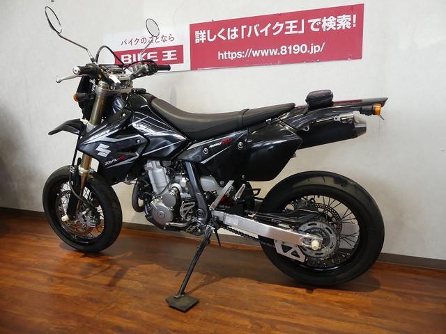 スズキ DR-Z400SM フェンダーレスの画像(福岡県