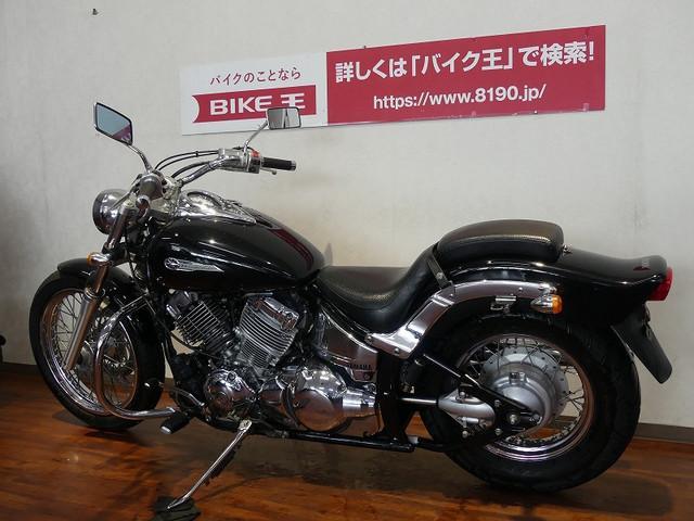 ヤマハ ドラッグスター400 エンジンガードの画像(福岡県