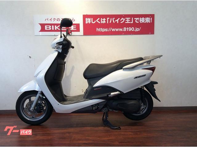 ホンダ リード110 FIモデルの画像(福岡県
