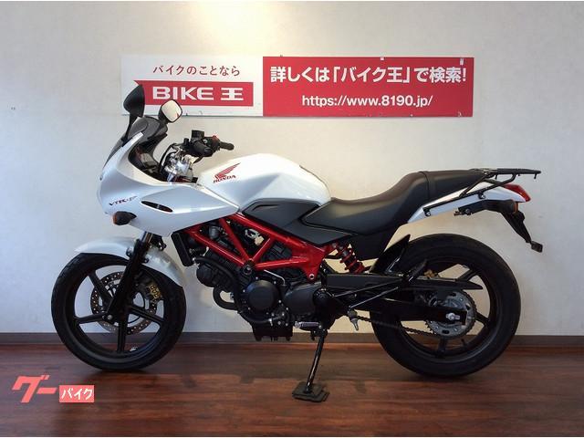 ホンダ VTR250F キジマリアキャリア エンジンスライダーの画像(福岡県
