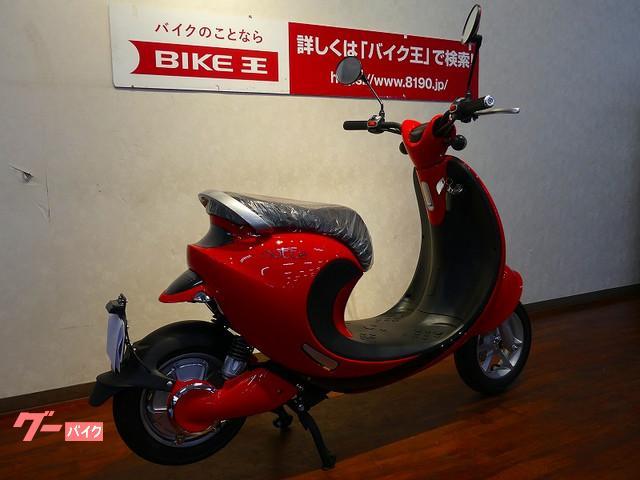 電動スクーター 電動スクーター ノッテV2の画像(福岡県